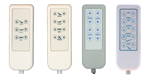 Replacement Controls for hospital beds id=